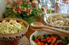 Tempo da refeição! Imagem de Stock Royalty Free