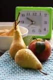 Tempo de café da manhã Fotografia de Stock