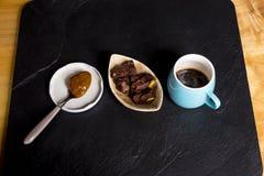 Tempo de café da manhã Fotos de Stock