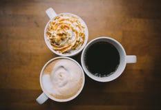 Tempo de Coffe Foto de Stock Royalty Free