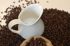 Tempo de Coffe, hora para o coffe, ruptura de café, grande tempo junto e café, tempo bonito com café Fotos de Stock