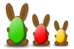 Tempo de Easter fotografia de stock