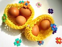 Tempo de Easter Imagens de Stock Royalty Free