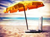 Tempo de férias Foto de Stock Royalty Free