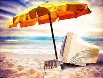 Tempo de férias Fotos de Stock Royalty Free