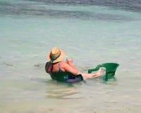 Tempo de férias Imagem de Stock Royalty Free