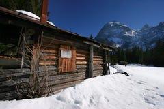 Tempo de inverno Foto de Stock