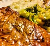 Tempo de jantar! fotos de stock royalty free