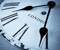 Tempo de Londres Imagem de Stock