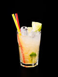 Tempo de mola do cocktail Imagem de Stock Royalty Free
