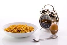 Tempo de pequeno almoço Fotos de Stock Royalty Free