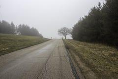 Tempo de queda no Midwest Fotografia de Stock Royalty Free