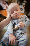 Tempo de sono! Fotografia de Stock