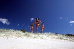 Tempo de verão Fotografia de Stock Royalty Free