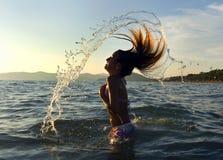 Tempo de verão Imagem de Stock