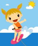 Tempo de verão Imagens de Stock Royalty Free