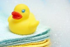 Tempo del bagno Immagine Stock