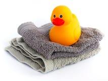Tempo del bagno Fotografie Stock