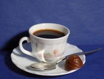 Tempo del caffè Fotografia Stock Libera da Diritti