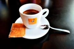 Tempo del caffè Fotografie Stock