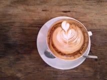 Tempo del caffè Fotografie Stock Libere da Diritti