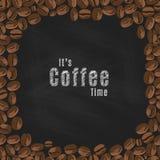tempo del caffè del ` s Fotografia Stock Libera da Diritti