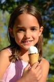 Tempo del gelato Immagine Stock