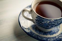 Tempo del tè fotografie stock