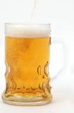 Tempo della birra fotografie stock libere da diritti