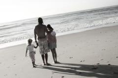 Tempo della famiglia fotografie stock libere da diritti