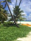 Tempo della spiaggia Fotografie Stock
