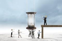 Tempo di affari Immagini Stock Libere da Diritti