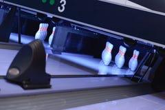 Tempo di bowling! Fotografia Stock Libera da Diritti