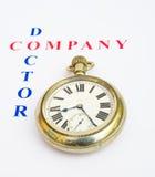 Tempo di chiamare un medico di azienda. Immagini Stock Libere da Diritti