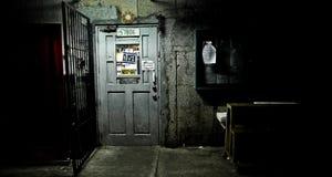 TEMPO DI CHIUSURA Fotografia Stock Libera da Diritti