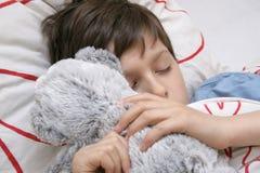 Tempo di dormire Fotografia Stock