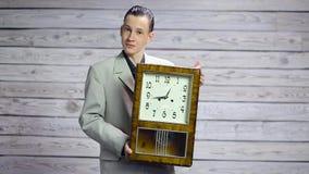 Tempo di fare affare, soldi video d archivio
