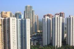tempo di giorno di tseung O kwan, Hong Kong Immagini Stock Libere da Diritti