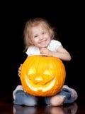 Tempo di Halloween Immagini Stock Libere da Diritti