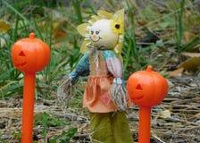Tempo di Halloween immagini stock