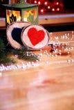 Tempo di Natale Immagine Stock