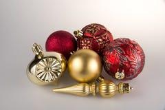 Tempo di Natale Fotografie Stock