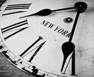 Tempo di New York Fotografia Stock