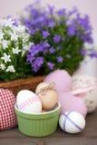 Tempo di Pasqua Immagini Stock