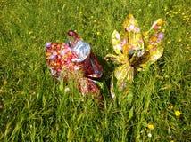 Tempo di Pasqua Fotografie Stock Libere da Diritti
