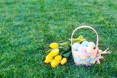 Tempo di Pasqua Fotografie Stock