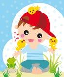 Tempo di Pasqua illustrazione vettoriale