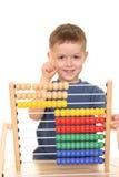 Tempo di per la matematica Fotografia Stock