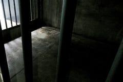 Tempo di prigione Immagini Stock Libere da Diritti