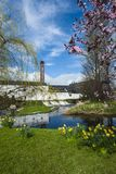 Tempo di primavera, Irlanda Fotografie Stock Libere da Diritti